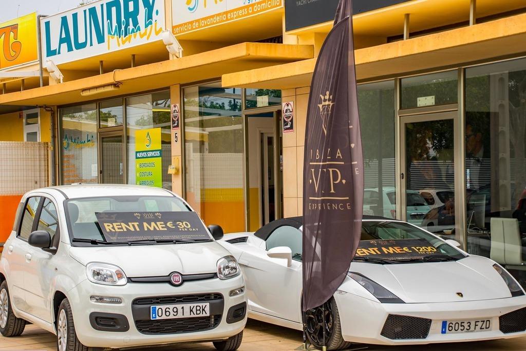 Прокат авто в Испании