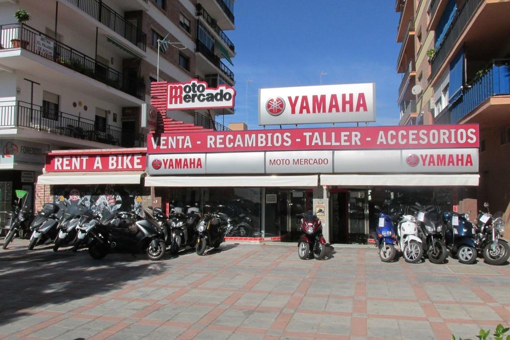 Прокат мотоцикла в Испании