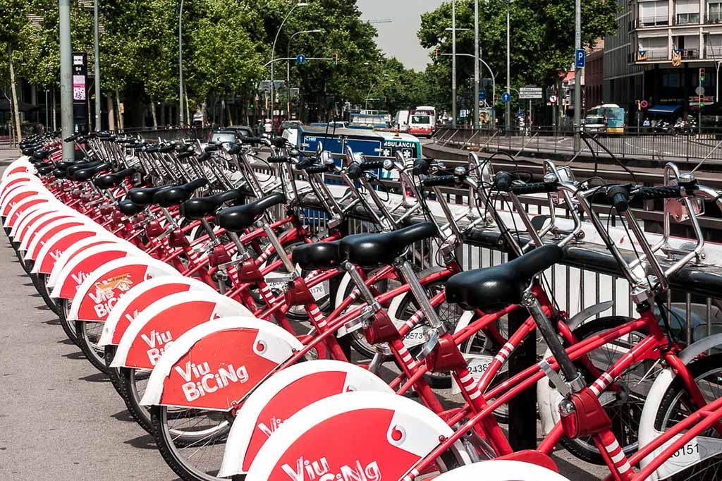 Аренда велосипеда в Барселоне