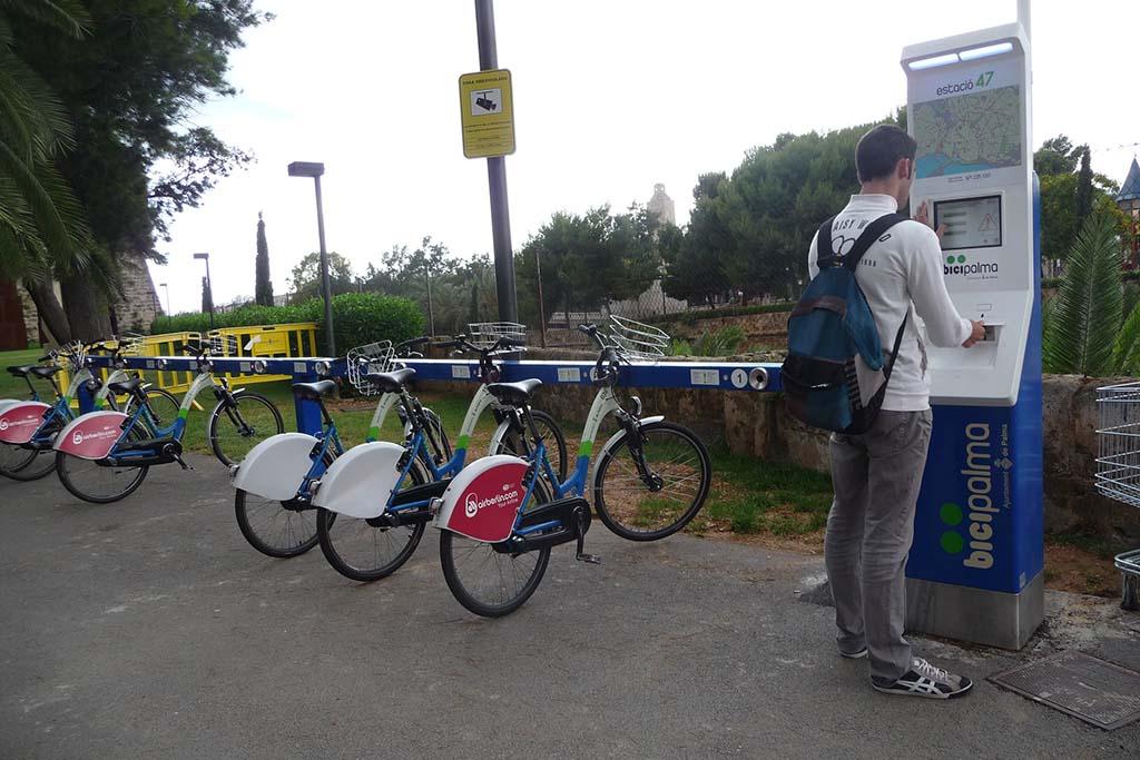 Аренда велосипеда на Майорке