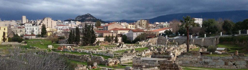 Археологический музей Керамика в Афинах