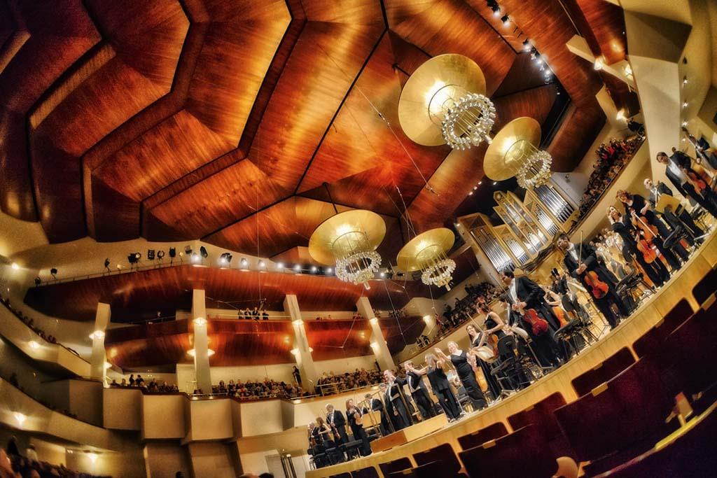Достопримечательности Мадрида: концертный зал Auditorio
