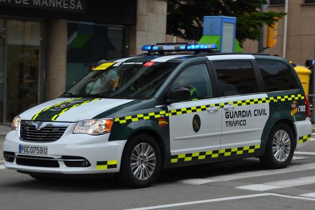 Уровень преступности в Испании