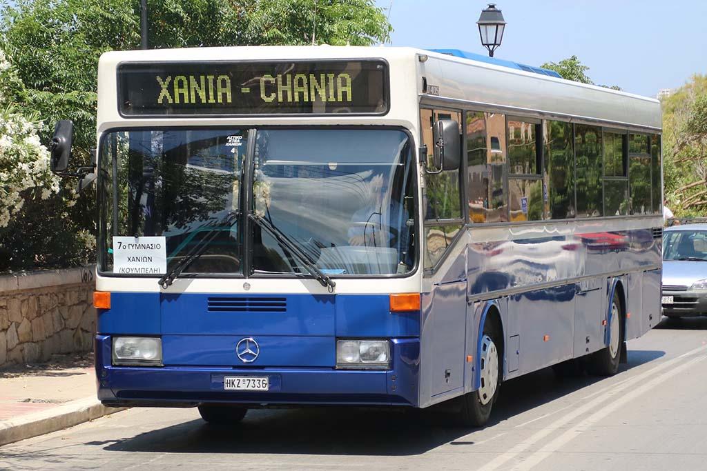 Автобусы Крита