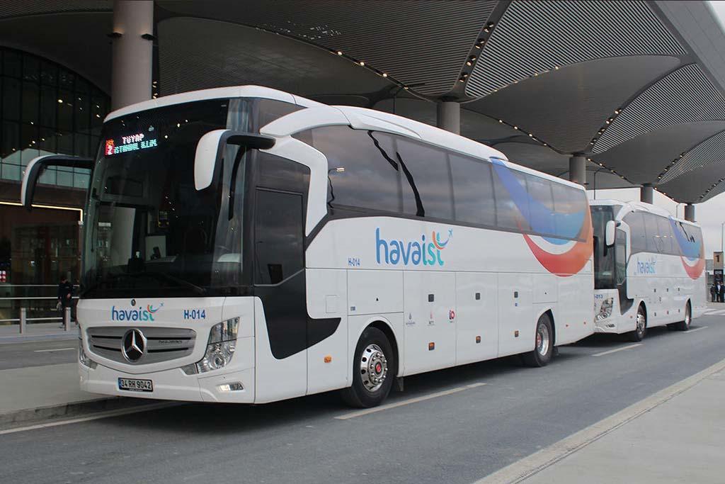 Как добраться из нового аэропорта в центр Стамбула