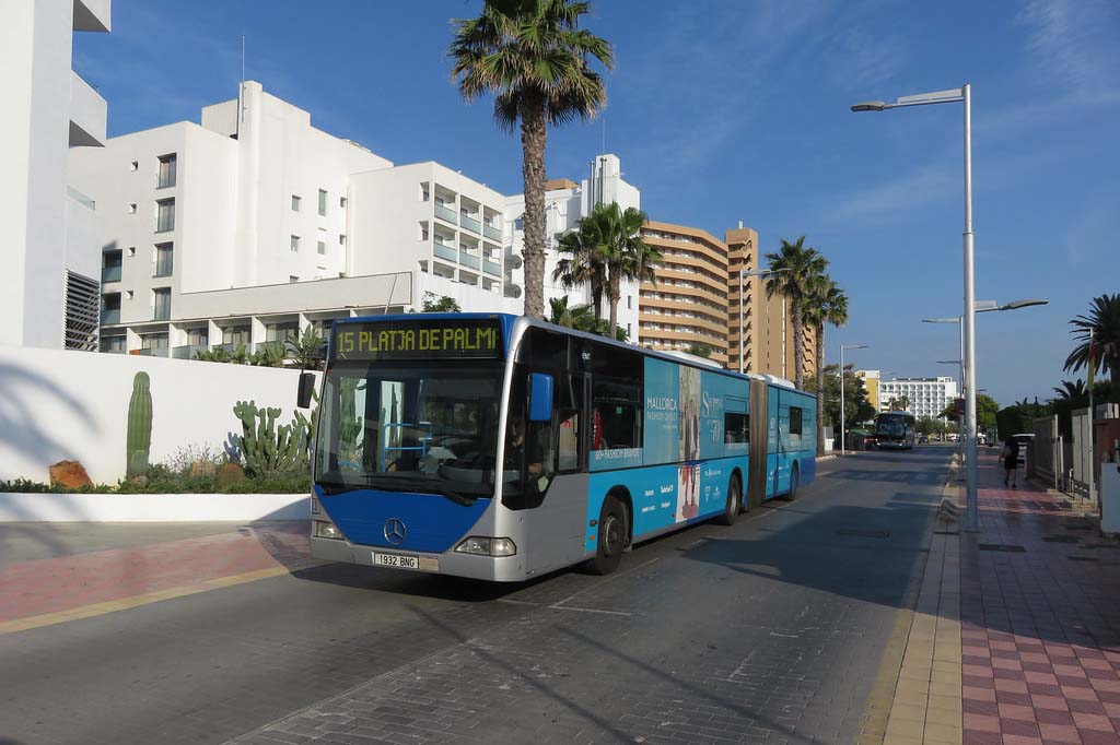 Автобусы Мальорки