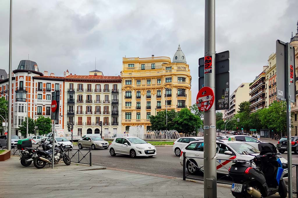 Мадрид, аренда авто