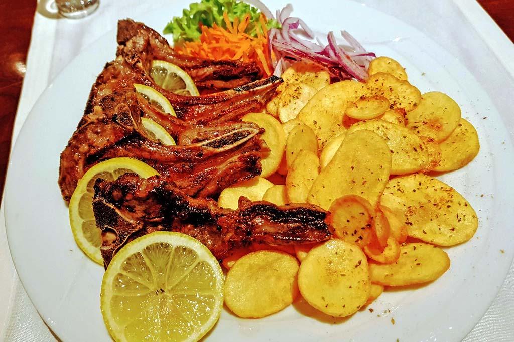 Блюда Греции