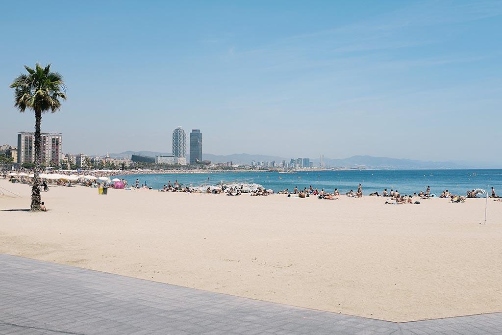 Погода в июне в Барселоне