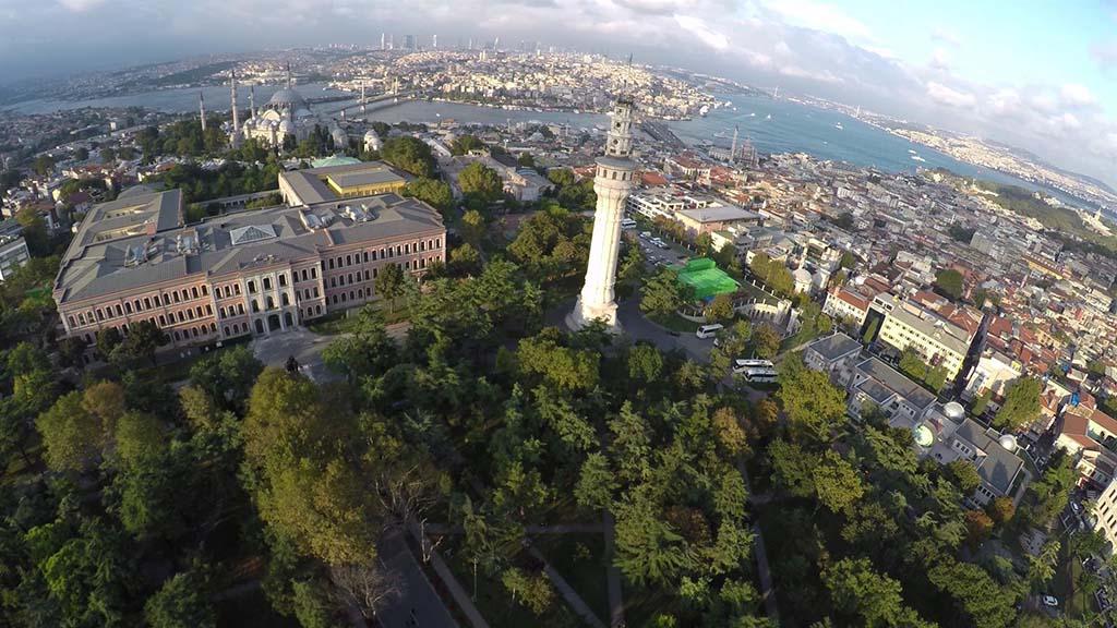Башня Беязит, Стамбул
