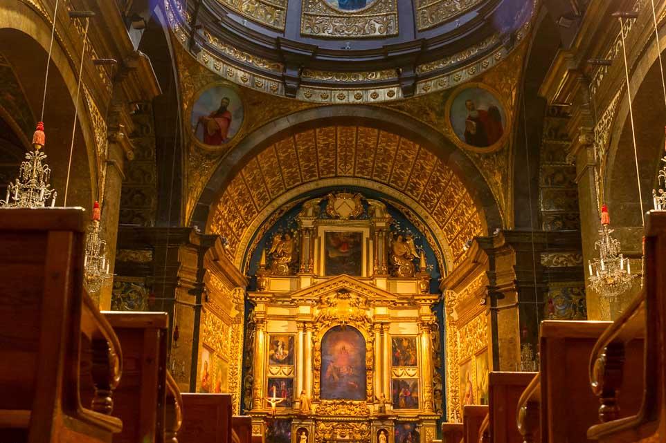 Базилика монастыря Льюк, Мальорка
