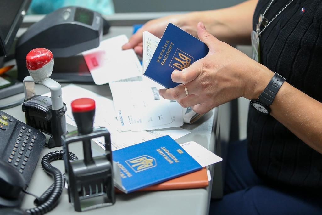 Ввиза в Испанию для украинцев