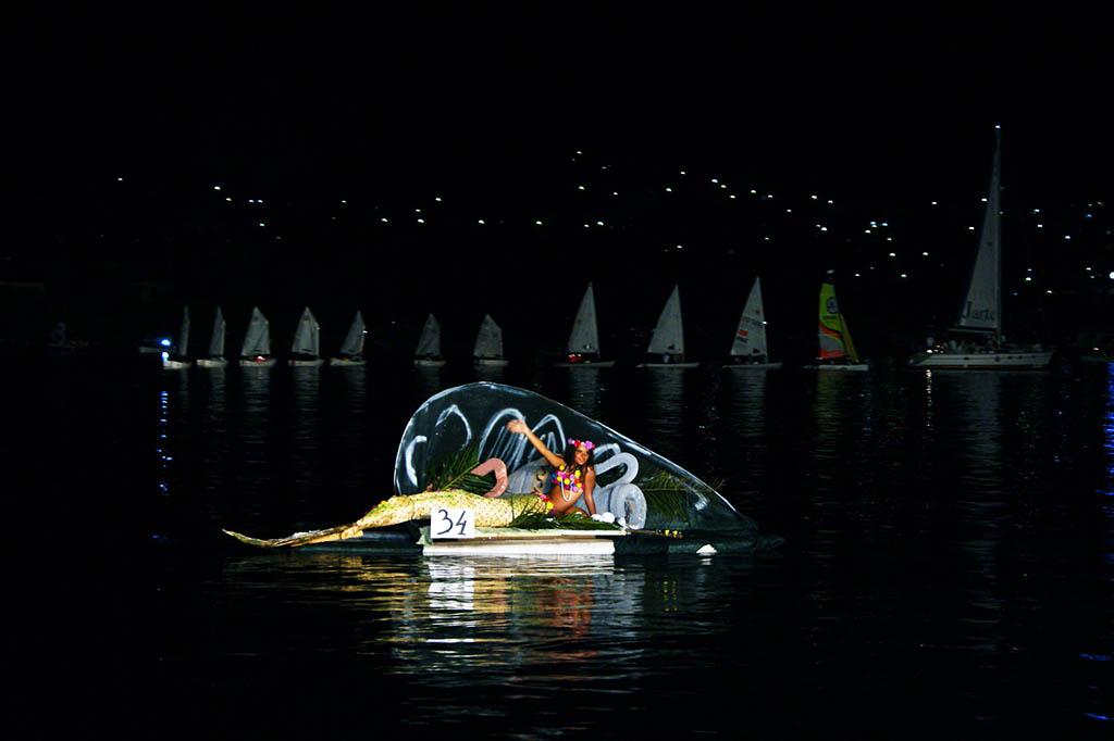 Бокельская ночь в Черногории