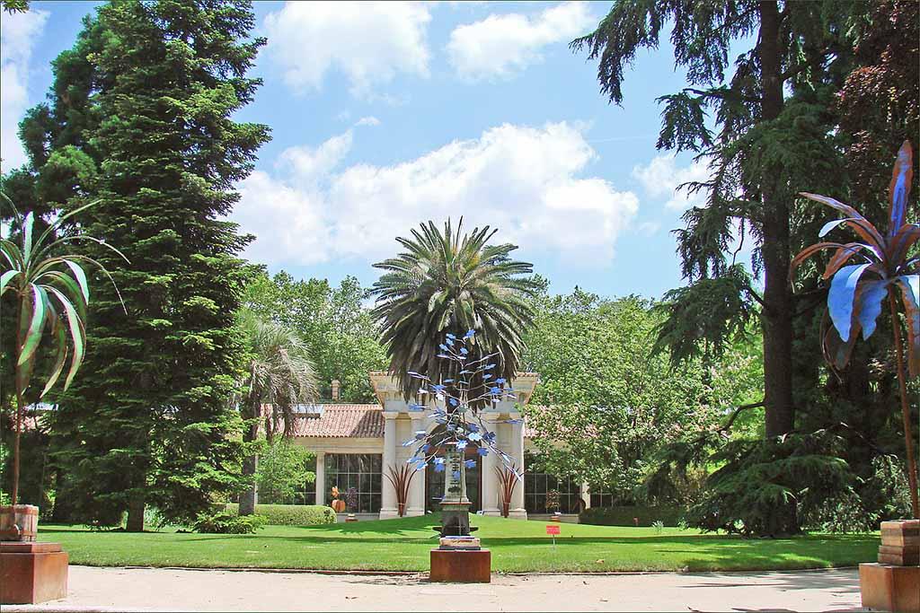 Достопримечательности Мадрида — Королевский ботанический сад