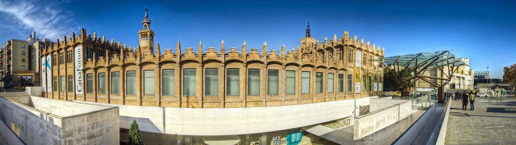Кайша Форум в Барселоне, Испания