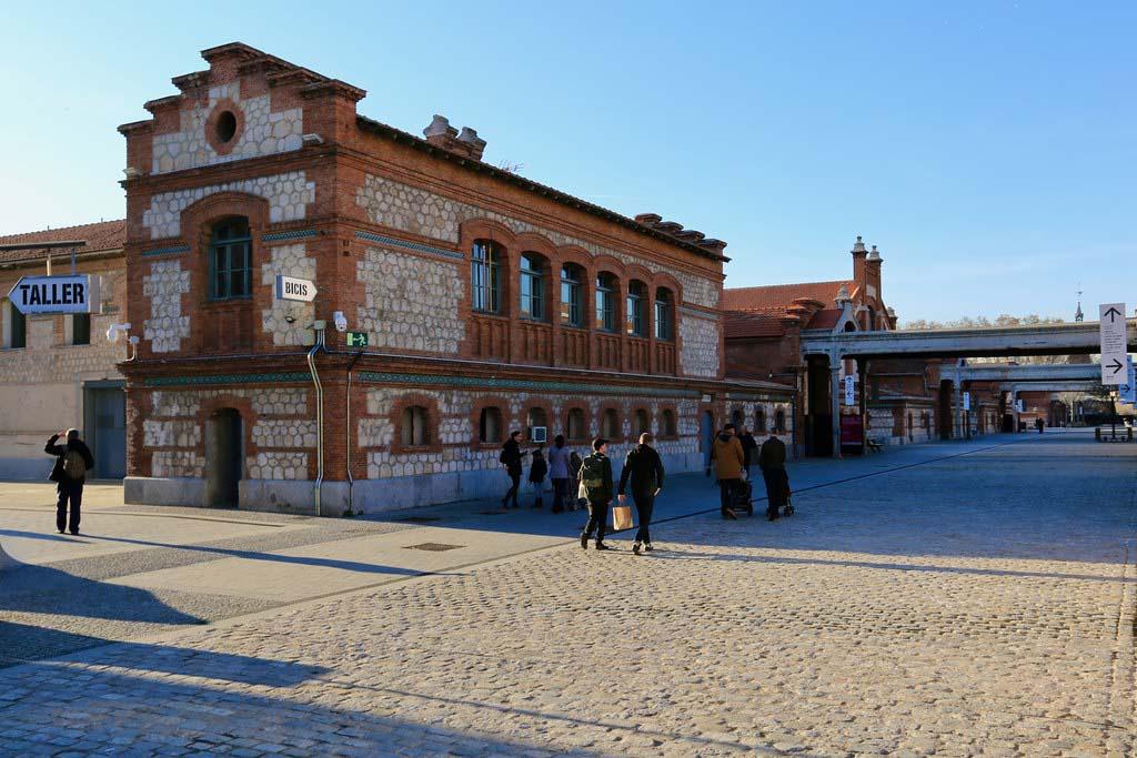Достопримечательности района Аргансуэла в Мадриде