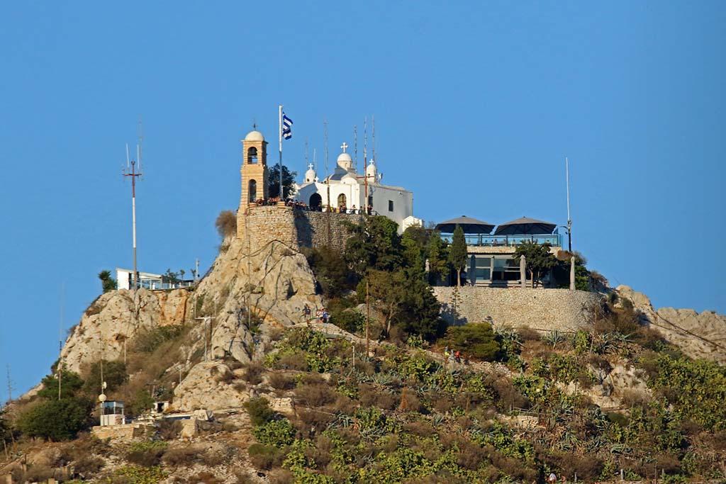 Что посмотреть на горе Ликавитос, Афины