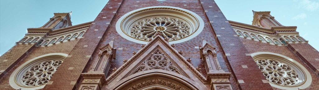 Церковь святого Антония Падуанского в Стамбуле