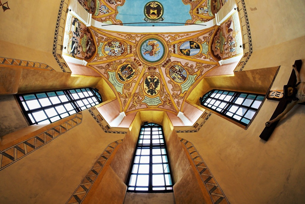Люблянский Град — часовня