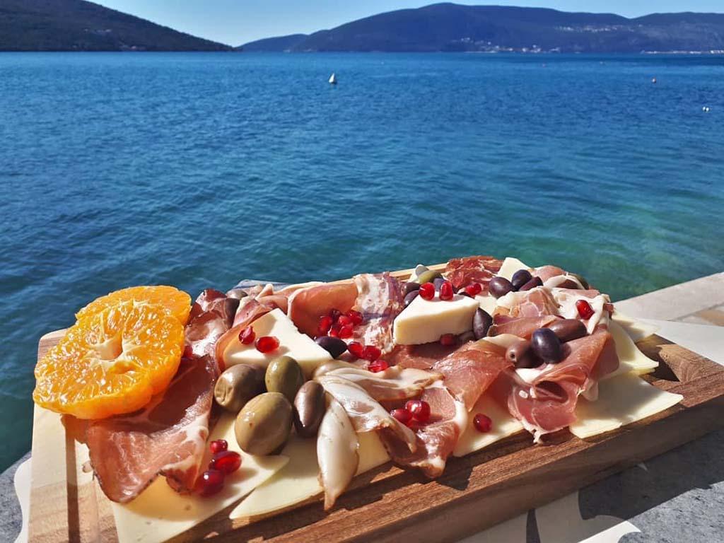 Традиционные блюда Черногории