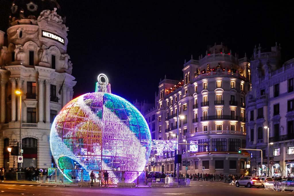 Погода в Мадриде в декабре