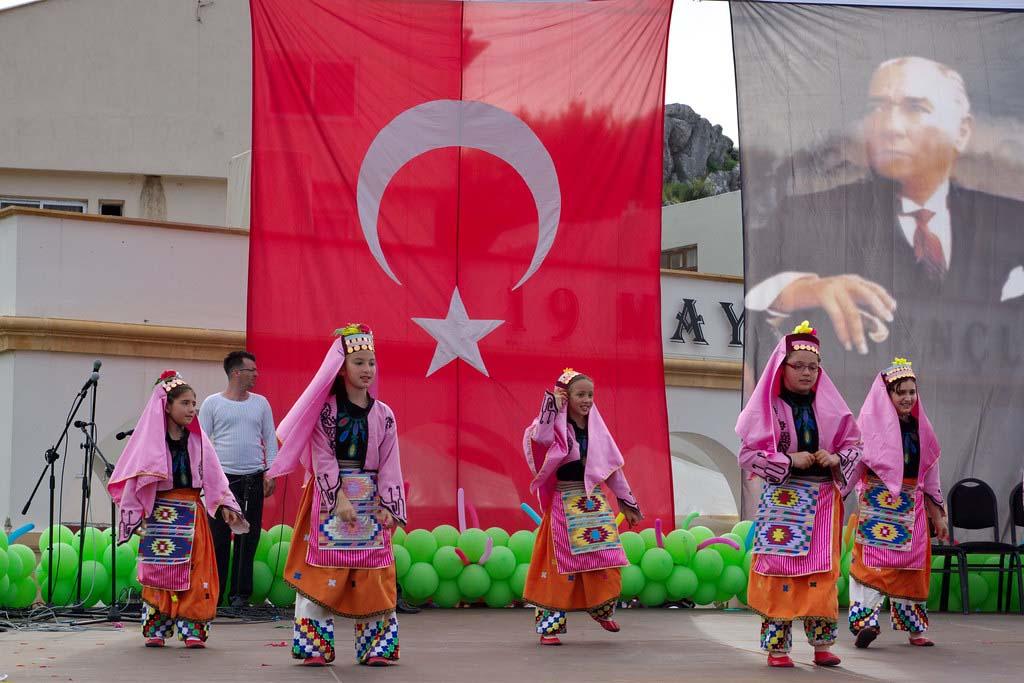 Национальные праздники в Турции