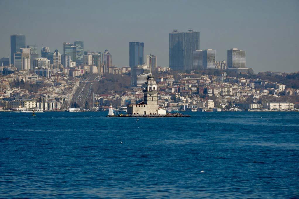 Район мечетей в Стамбуле — Ускюдар