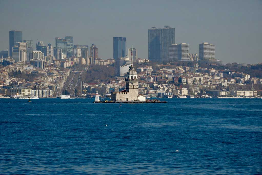 Девичья Башня — Стамбул, Турция