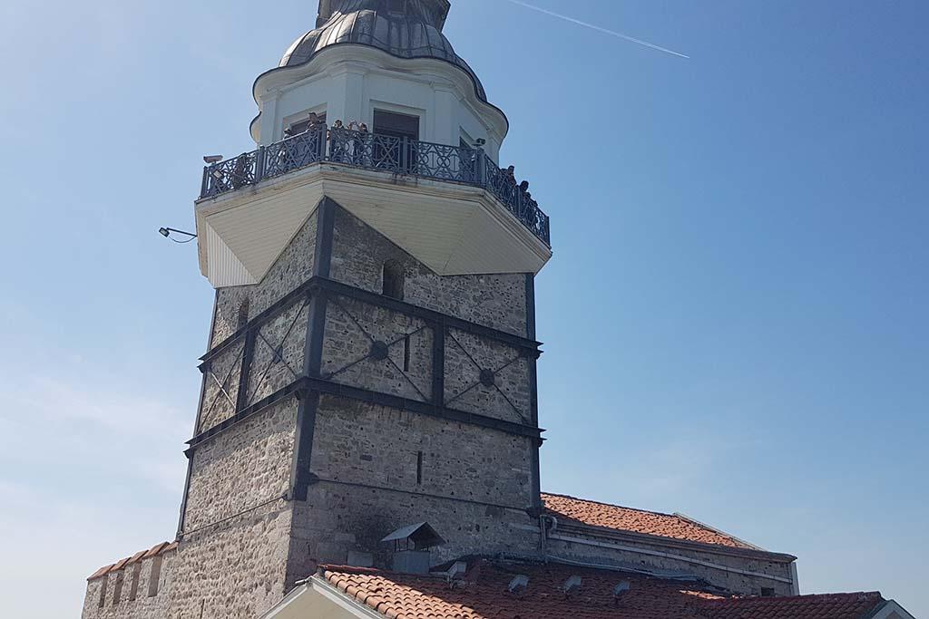 Девичья башня, история