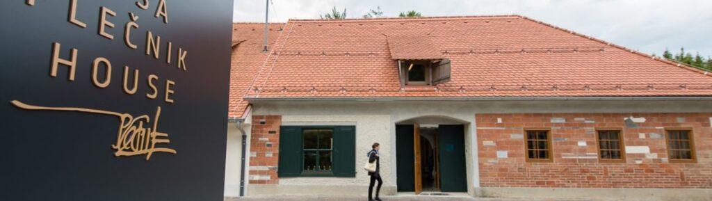 Дом Плечника, Любляна