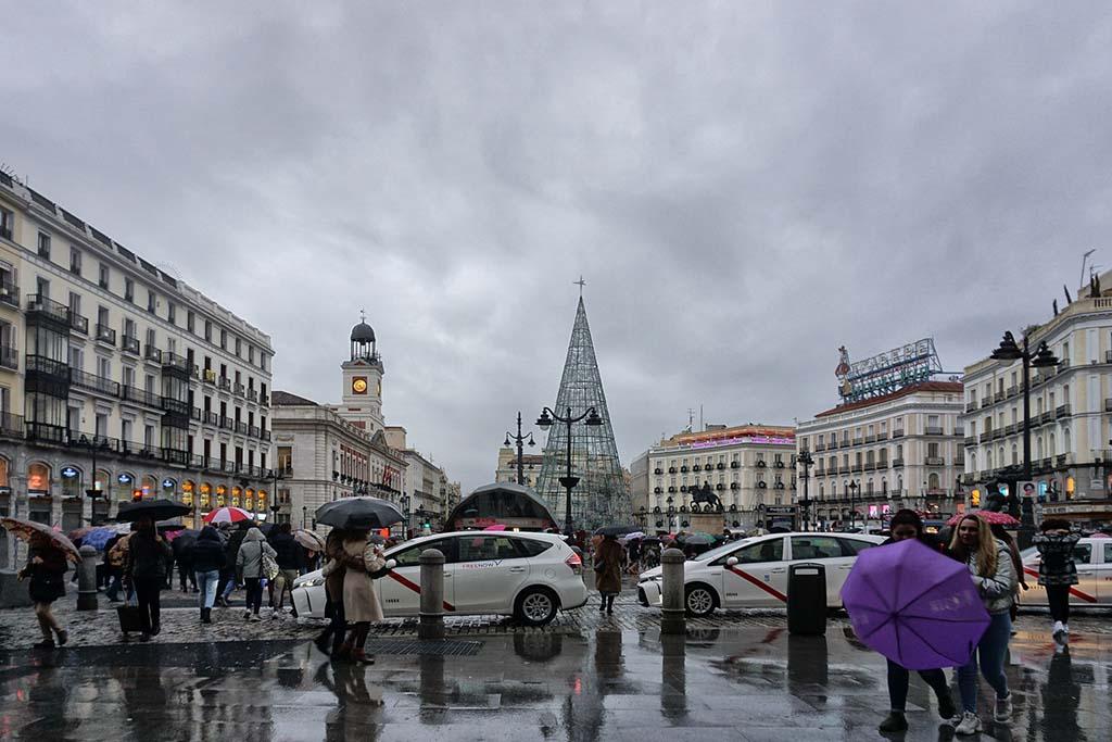Как одеться по погоде в Мадриде осенью