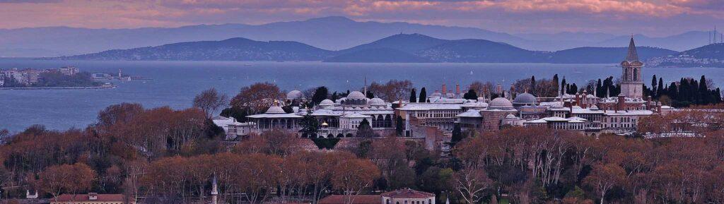 Дворец Топкапа в Стамбуле, Турция