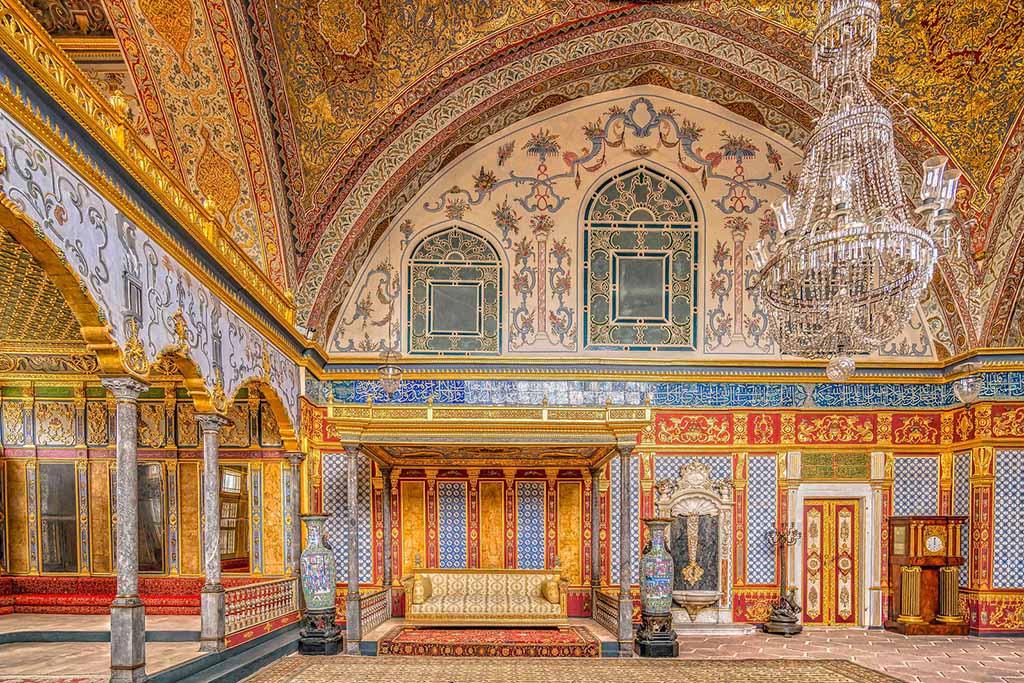 Достопримечательности Стамбула, дворец Топкапы