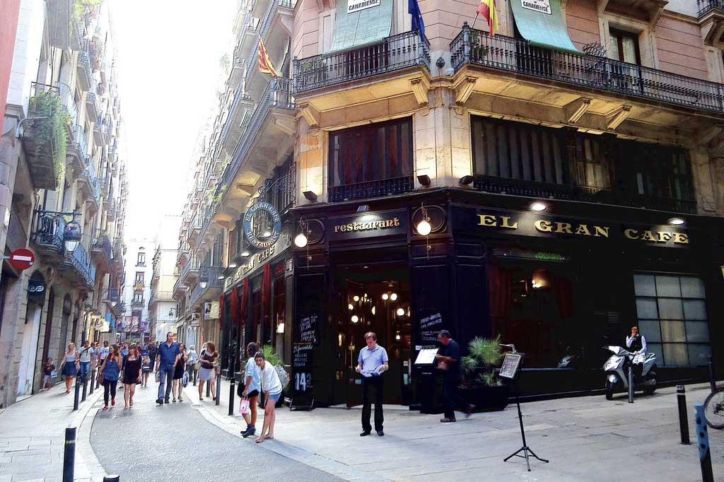 Каталонские блюда, Барселона