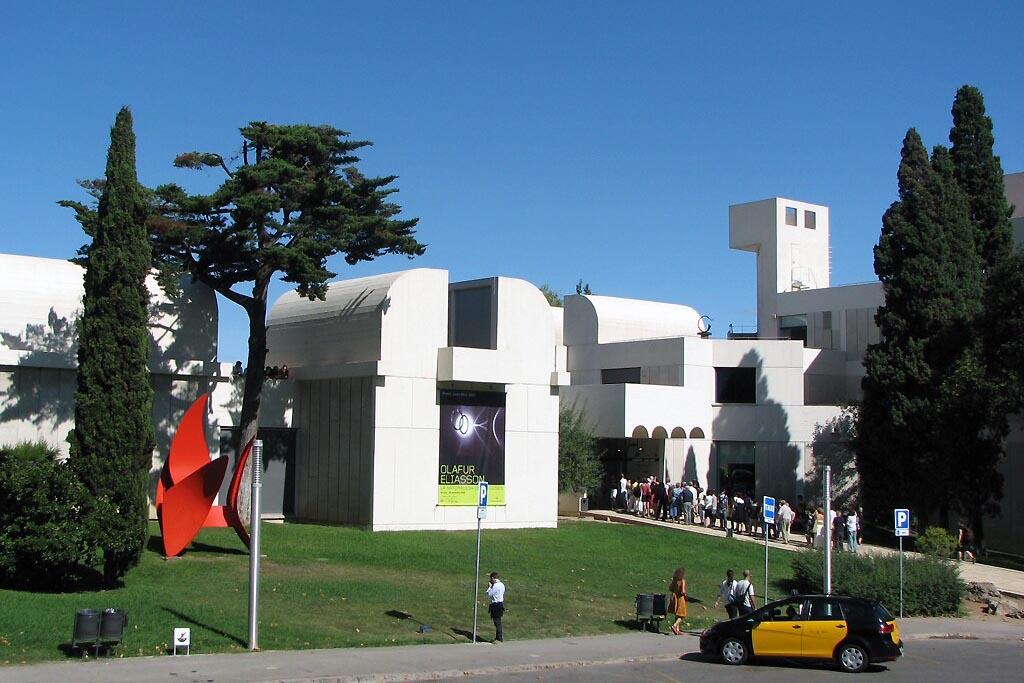 Как добраться до фонда Жоана Миро в Барселоне