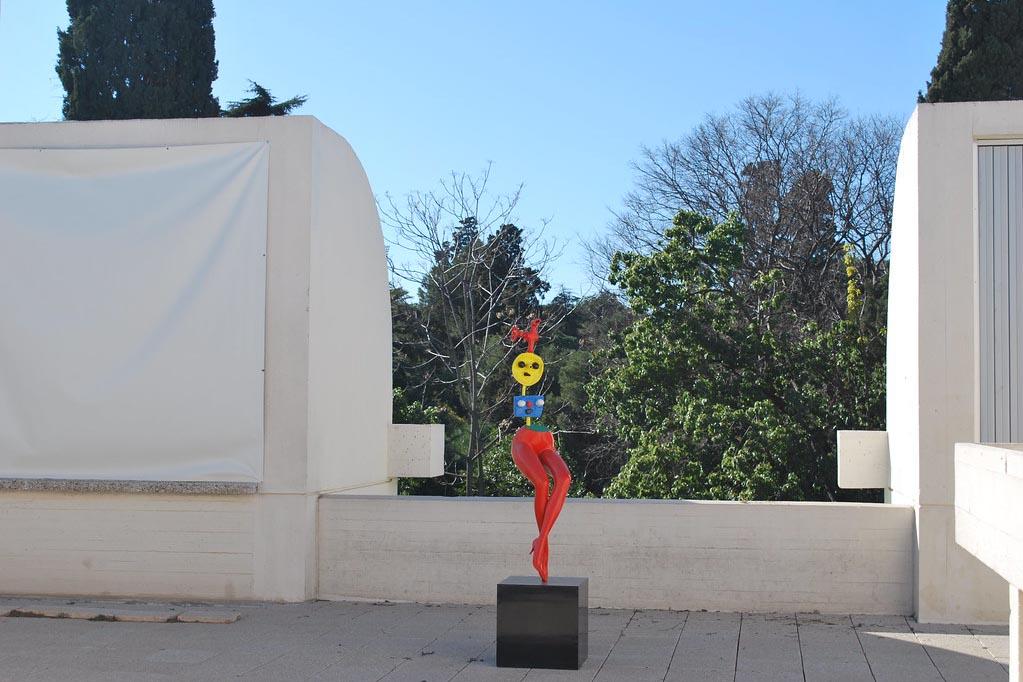 Когда посетить фонд Жоана Миро, Барселона