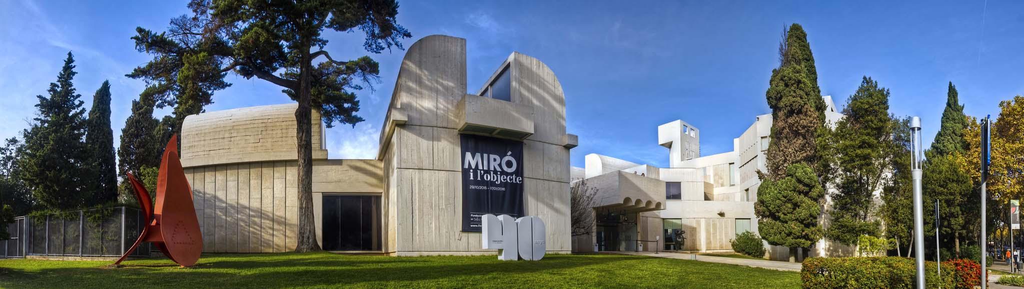 Фонд Жоана Миро, Барселона