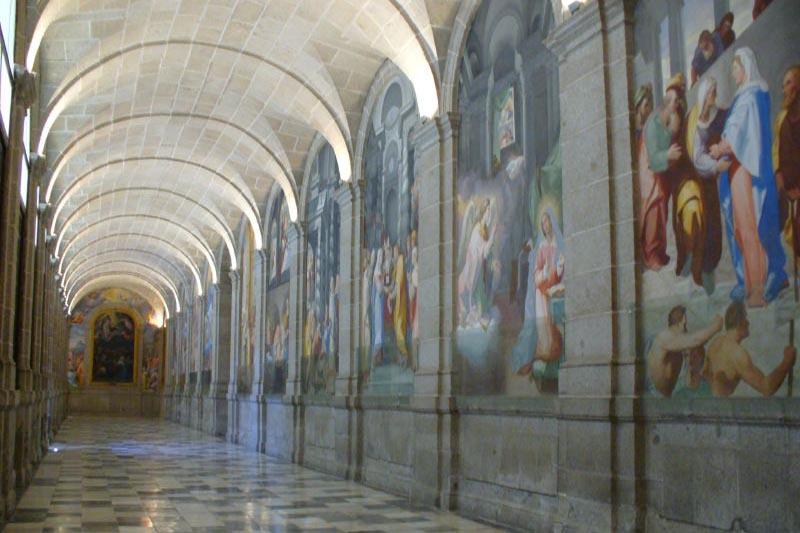 Галерея в Эскориал, Испания