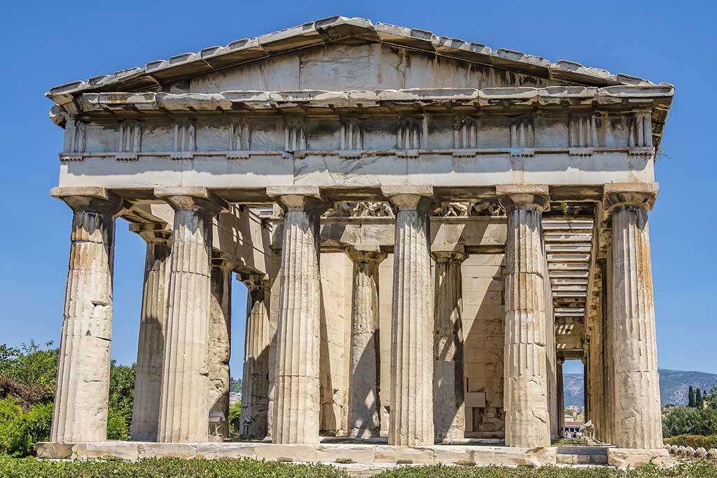 Гефестейон, фото