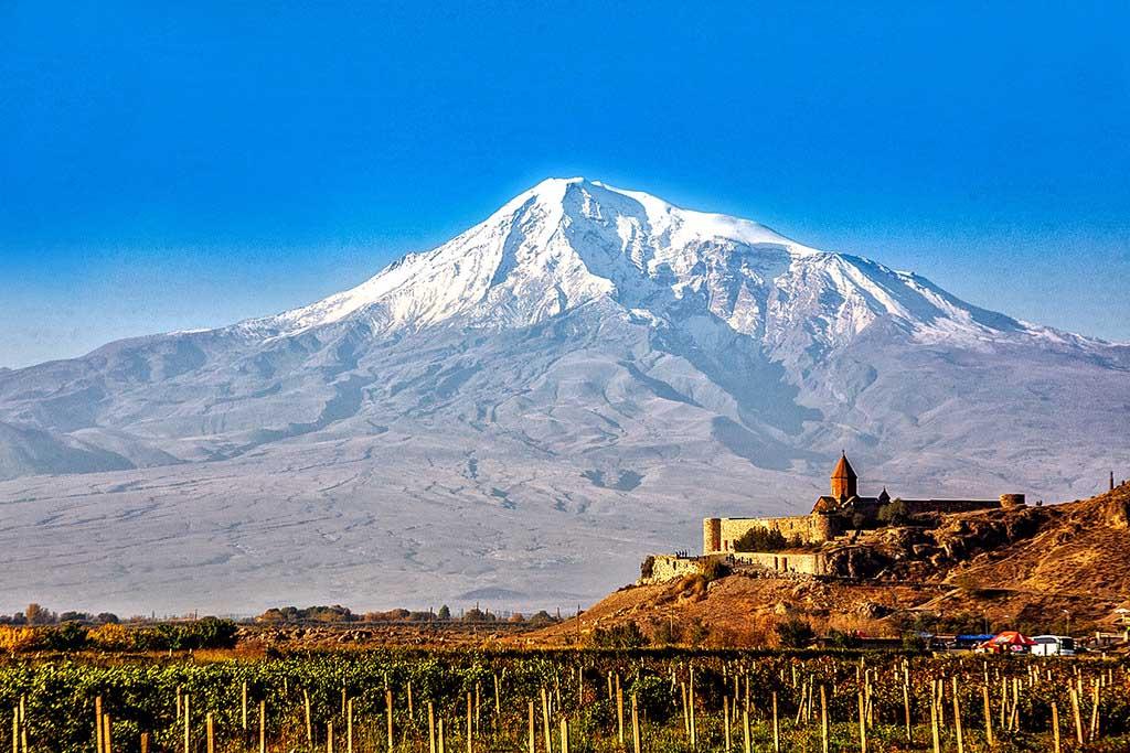 Гора Арарат, Турция