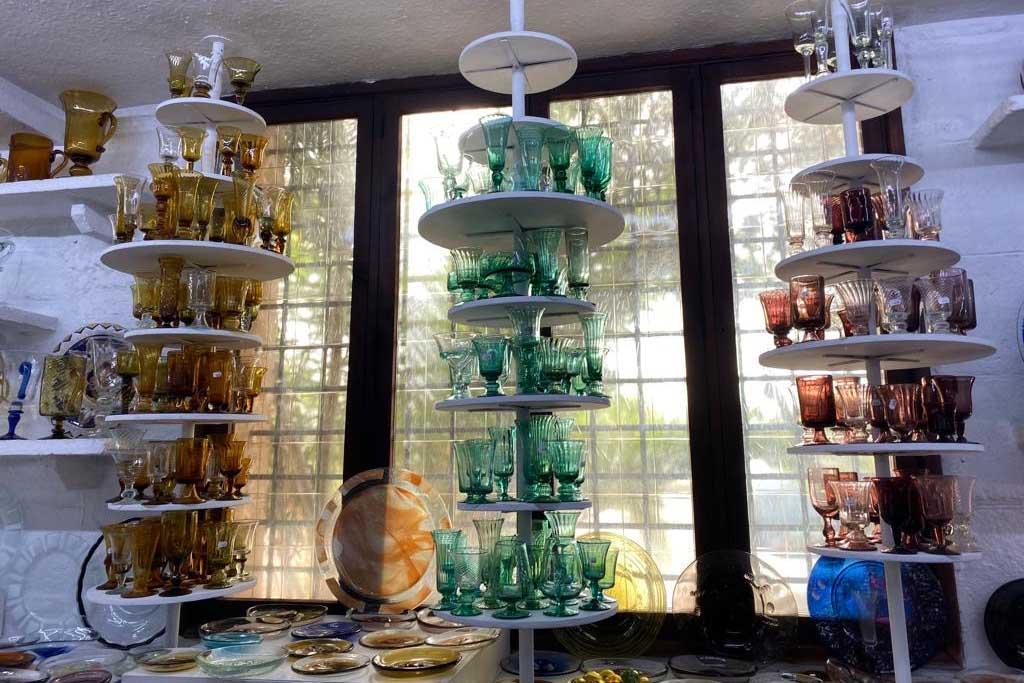Что привезти с Майорки — изделия из стекла на острове Майорка