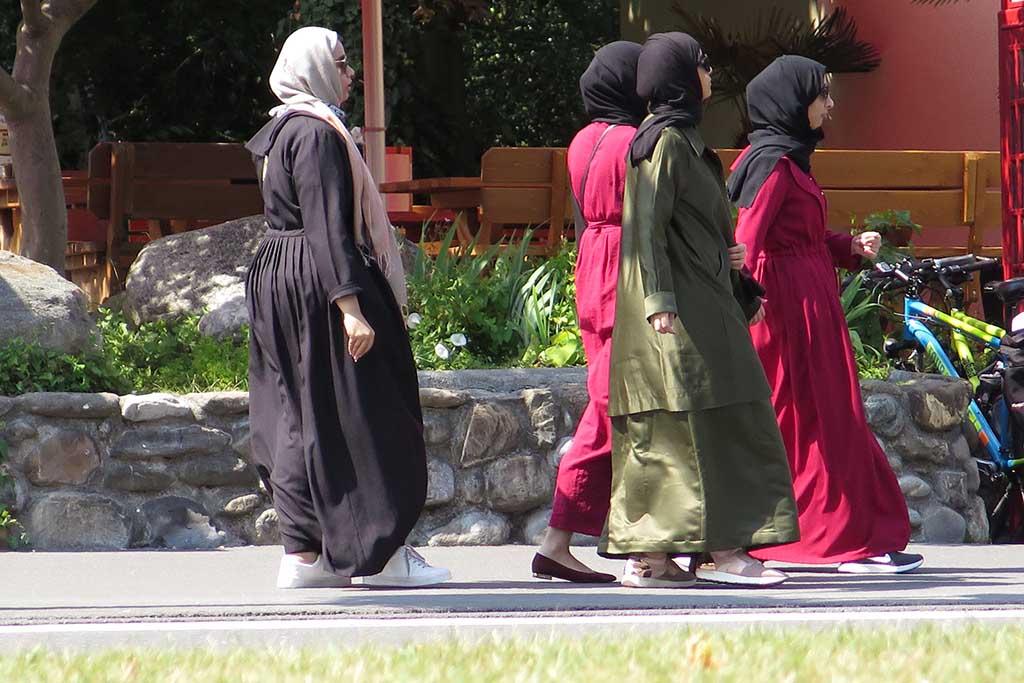 Как одеваться в Турции