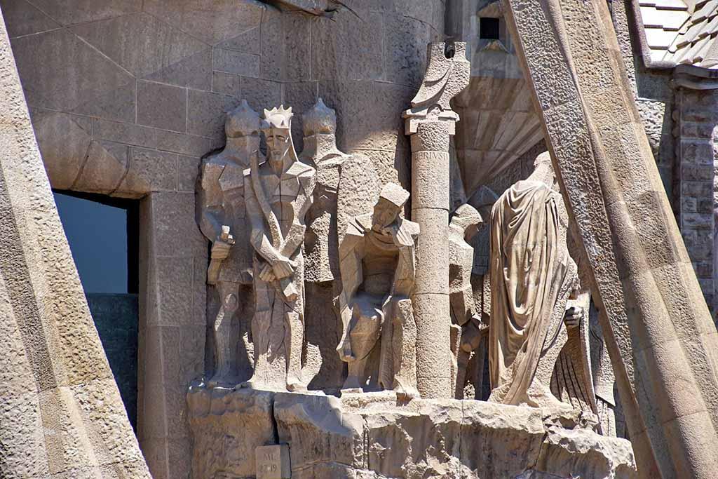 Sagrada Familia в Барселоне