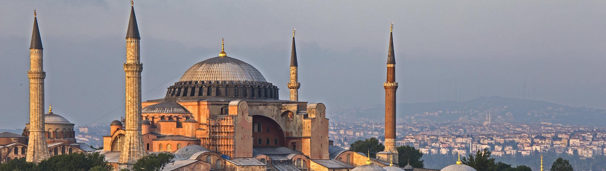 Собор Софии, Стамбул
