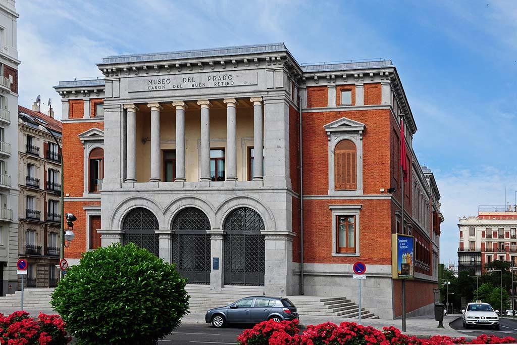 Музей Касон дель Буэн Ретиро, Мадрид