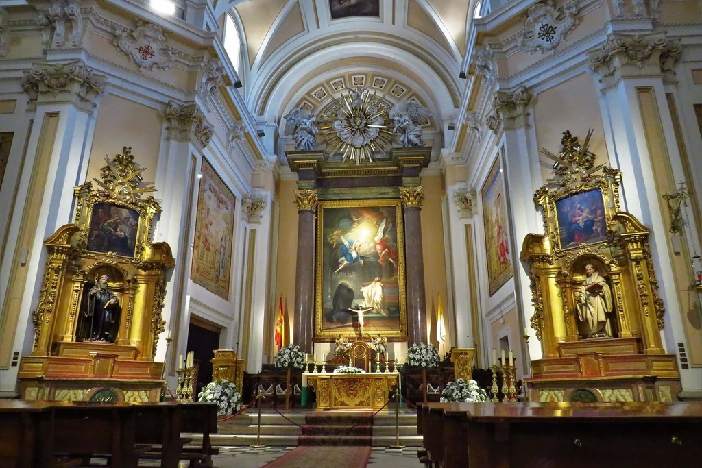 Храмы Испании