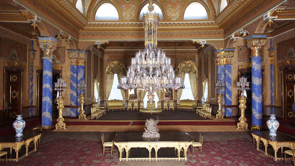 Дворец Байлербейи, фото