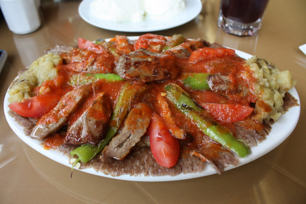 Турецкая национальная кухня