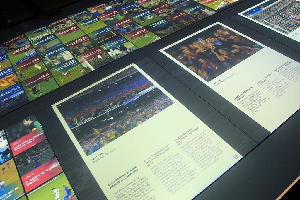 Экскурсии на стадион ФК Барселона