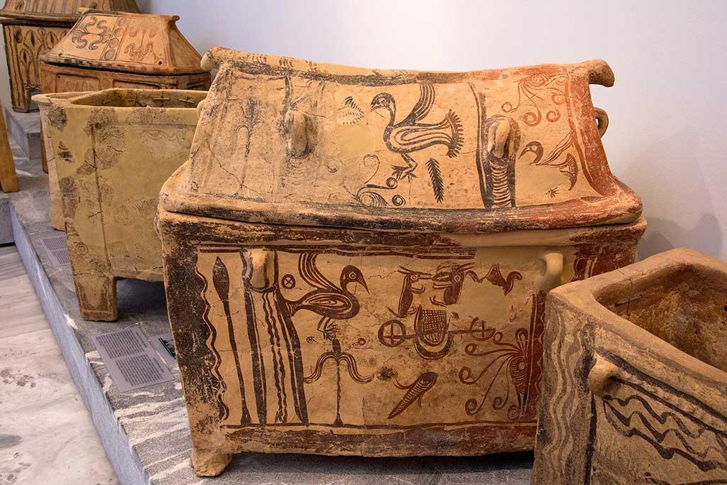 Что посмотреть в Археологическом музее Ираклиона на Крите